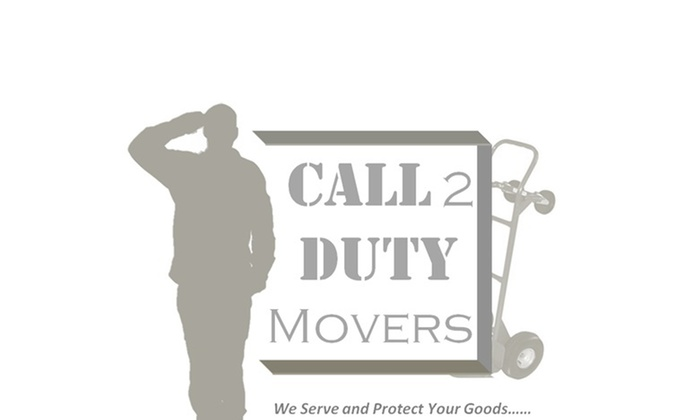 Call 2 Duty Movers - Indianapolis: Two Hours of Moving Services with Two Movers and Supplies from Call 2 Duty Movers (50% Off)