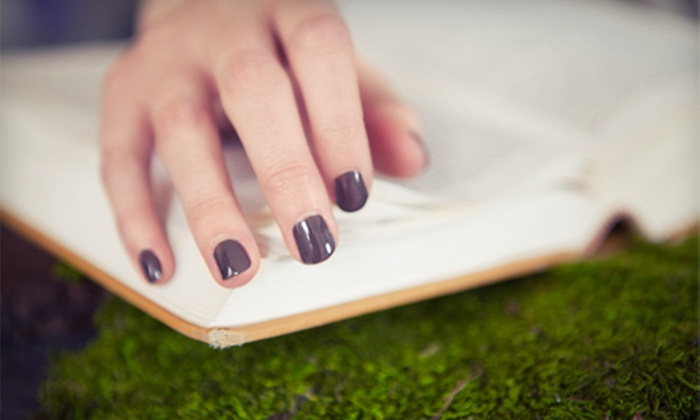 Carriage House Salon & Spa - Harvard Square: $35 for a Spa Mani-Pedi at Carriage House Salon & Spa ($60 Value)