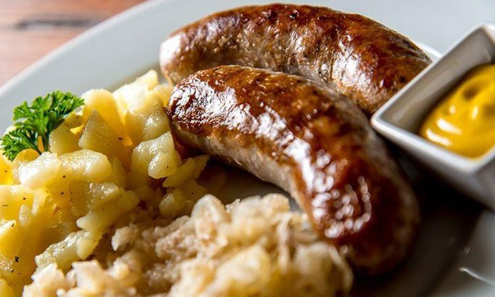 Das Café - Pflugerville: German Food from Das Cafe (Half Off). Two Options Available.