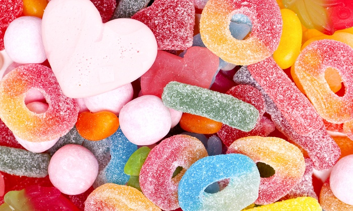Sweet Tooth Candy & Cafe - Downtown: Bulk Candy at Sweet Tooth Candy & Cafe (Up to 53% Off). Two Options Available.