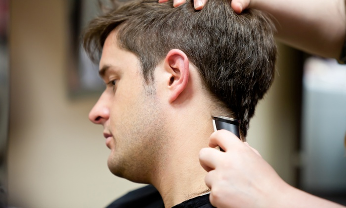 MillionHaires Barbershop - Indianapolis: Three Men's Haircuts or a Men's Haircut and Shave at MillionHaires Barbershop (Up to 53% Off)