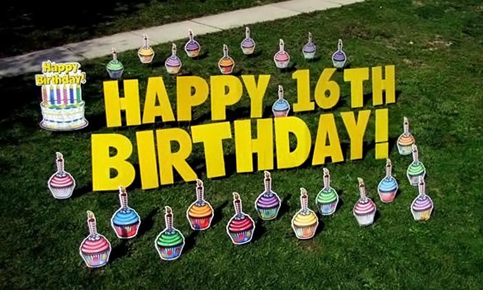 51 Off Celebration Yard Decorations