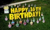 Carnivals for Kids at Heart! - Northeast Calgary: C$29 for Celebration Yard Decorations from Carnivals for Kids at Heart (C$59 Value)