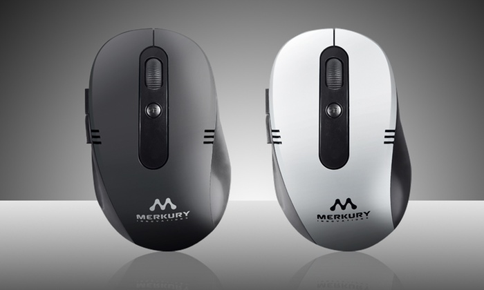 Merkury Innovations Wireless Mouse: $7.99 for a Merkury Innovations 2.4GHz Wireless Mouse ($19.99 List Price). Multiple Colors Available. Free Returns.