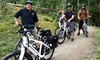 WhistlerElectricBikeTours - Upper Village, Whistler : Three-Hour Guided Electric Bike Tour for Two or Four from WhistlerElectricBikeTours (Up to 46% Off)