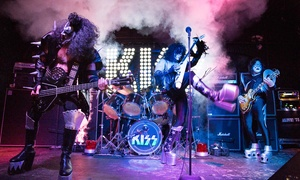 Alive '75: Tribute to KISS: Alive '75: Tribute to KISS on Saturday, April 9, at 7 p.m.