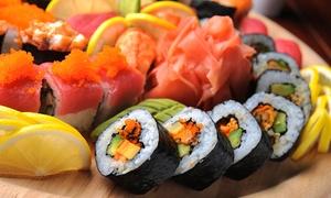 Eat Sushi ( Pontault Combault ): Plateau de sushis à emporter pour 2 ou 4 personnes, brochettes en option dès 19,99 € au restaurant Eat Sushi