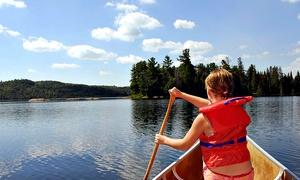 Bootshaus Niehues: 3 Stunden Kanu fahren für 2 Personen oder Kanadier fahren für 3 Personen vom Bootsverleih Niehues ab 11,90 €