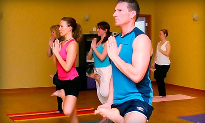 Yoga 4 You - Savage: 10 Yoga, Barre, or Zumba Classes or One Month of Unlimited Yoga, Barre, or Zumba Classes at Yoga 4 You (Up to 68% Off)