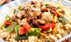 La Rose Des Sables - Fréjus: Saveurs marocaines à deux pas du port de Fréjus pour 2 personnes dès 24,90 € au restaurant La Rose des Sables