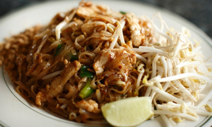 Thai Passion - Downtown: $15 Worth of Thai Cuisine