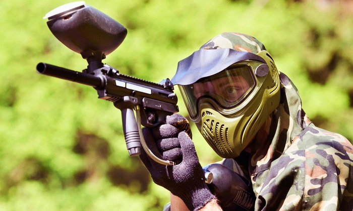 Austin Paintball - Dripping Springs-Wimberley: Paintball Package for Two, Four, or Six at Austin Paintball (Up to 52% Off)