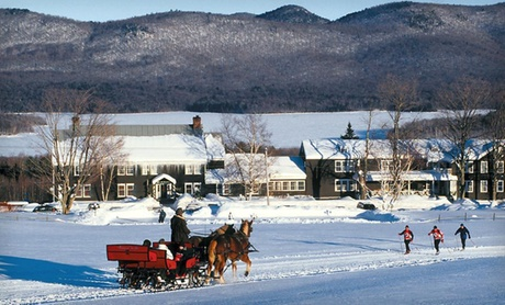 4-Star Resort near Vermont Ski Trails