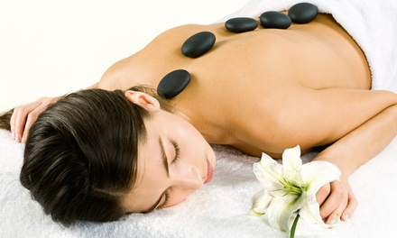 60- or 90-Minute Custom Massage with Optional Reflexology or Hot Stones from Marcia Larson (Up to 83% Off)