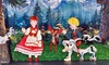 """Le Theatre de Marionette - Grapevine: Le Theatre de Marionette Presents """"Hansel and Gretel"""" at The Palace Arts Center on August 1 or 2 (Up to 50% Off)"""