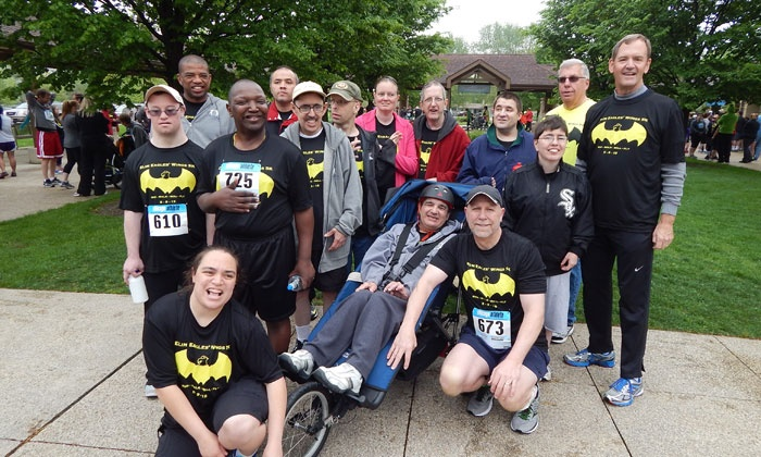 Elim Christian Services - Crestwood: Registration and Raffle Tickets at Eagles' Wings 5K Run/Walk/Roll from Elim Christian Services (Up to 31% Off)