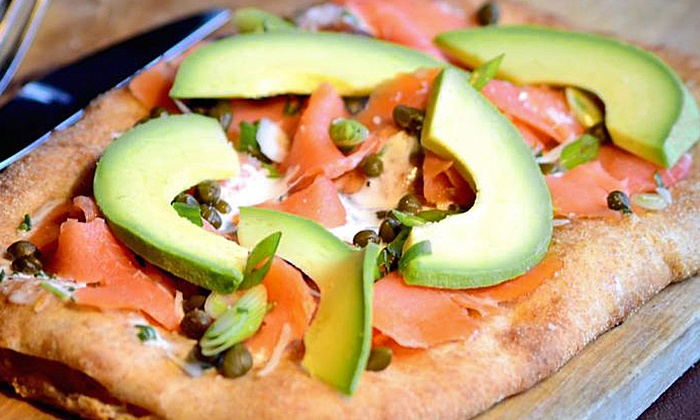 Humble Crust - Humble Crust LA: Organic Pizzas for Lunch or Dinner at Humble Crust LA (Up to 32% Off)