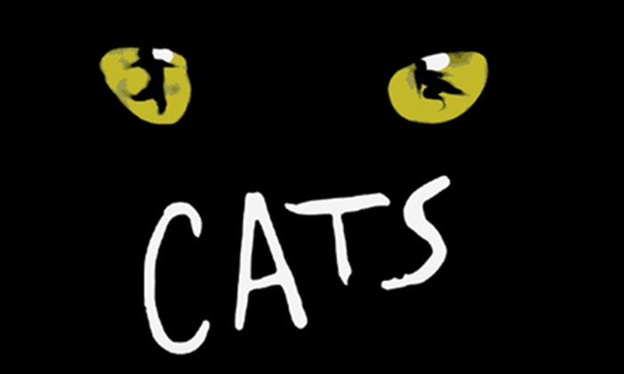 "Cats - Cameo Theatre: $36 for Two to See ""Cats"" at the Cameo Theatre on December 22, 23, 30, 31, or January 10 ($72 Value)"