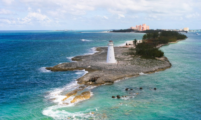 Eight Country Cruise From Bahamas To San Diego In Nassay