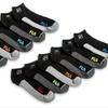 Fila Men's Moisture-Wicking Quarter Socks (12-Pack)