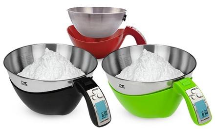 Kalorik iSense Food Scale Mixing Bowls