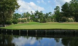 Legend Oaks Golf Club: Two or Four 18-Hole Rounds of Golf with Practice Facility Access at Legend Oaks Golf Club (Up to 74% Off)