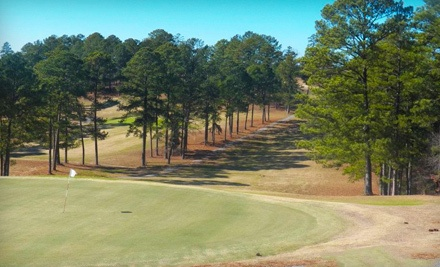 18 Holes of Golf with Cart Rental for Two - Frank House Municipal Golf Course in Bessemer