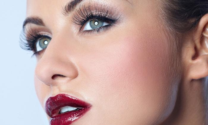 Lisa at Jessi B's Salon & Boutique - Clovis: Full Set of Mink Eyelash Extensions with Optional Fill from Lisa at Jessi B's Salon & Boutique (61% Off)