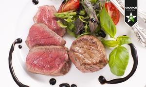 La Bussola: Ristorante La Bussola, segnalato Michelin - Menu gourmet da 4 portate con calici in abbinamento