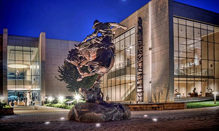 Booth Western Art Museum - Cartersville: Full-Day Admission for Two or Four to Booth Western Art Museum (Up to 53% Off)