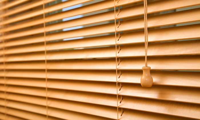 Pro Design Center - Multiple Locations: Blinds and Window Coverings, or Plantation Shutters at Pro Design Center (75% Off). Two Options Available.