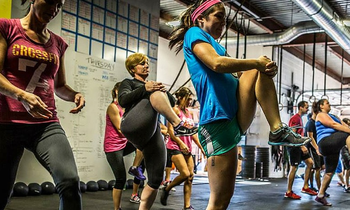 CrossFit Route 1 - Melrose, MA: One or Three Months of Unlimited SWEAT Bootcamp Classes at CrossFit Route 1 (Up to 56% Off)