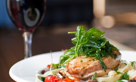 Italian Meal and Wine for Two or Four, or New Year's Eve Party for One at Casa Dante Restaurant (Up to 43% Off)