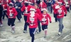 Adrenaline Sports Management - Parent - Central Chicago: $20 for Entry to Santa Hustle 5K at Soldier Field on Saturday, December 1, at 9 a.m. ($40 Value)