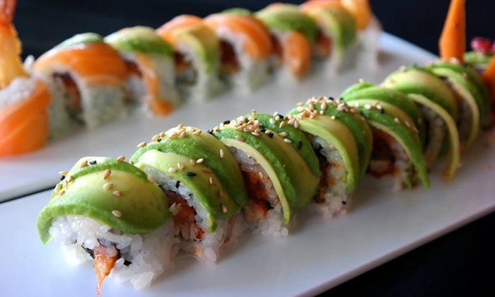 Wasabi Sushi Bar - Kansas City: $18 for $30 Worth of Sushi, Noodles, and Japanese Food at Wasabi Sushi Bar