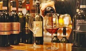 Viola: Enoteca Viola - Corso di avvicinamento al vino con sommelier e cena (sconto fino a 75%)