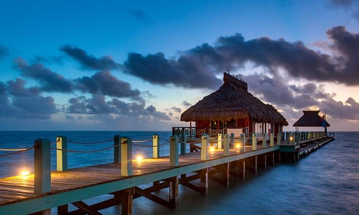 Costa blu dive beach resort in ambergris caye groupon getaways - Ambergris dive resort ...