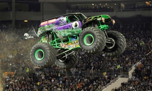Monster Jam: Monster Jam on Friday, February 19, at 7:30 p.m.
