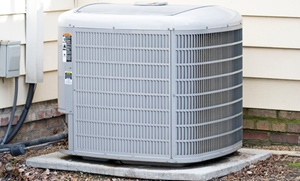 Brown Heating & Air: $49 for an Air-Conditioning Tune-Up and Inspection from Brown Heating & Air ($220 Value)