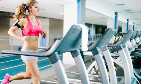 One Month of Unlimited Gym Access and Unlimited Classes at Elan Fitness Center (Up to 79% Off)