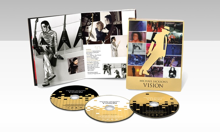 Michael Jackson's Vision DVD: Michael Jackson's Vision Music-Video and Short-Film DVD with Every Michael Jackson Video. Free Shipping and Returns.