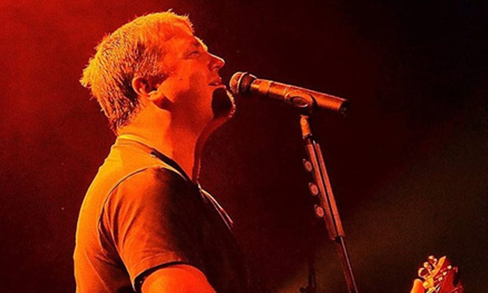 Edwin McCain Band Plus Maggie Koerner - House of Blues New Orleans: $14 to See Edwin McCain Band Plus Maggie Koerner at House of Blues New Orleans on Friday, October 4 (Up to $27 Value)