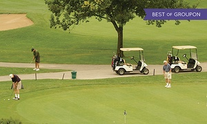 Park District of Highland Park: 18 Holes of Golf with Cart for 2 or 4 at Sunset Valley Golf Course from Park District of Highland Park (50% Off)