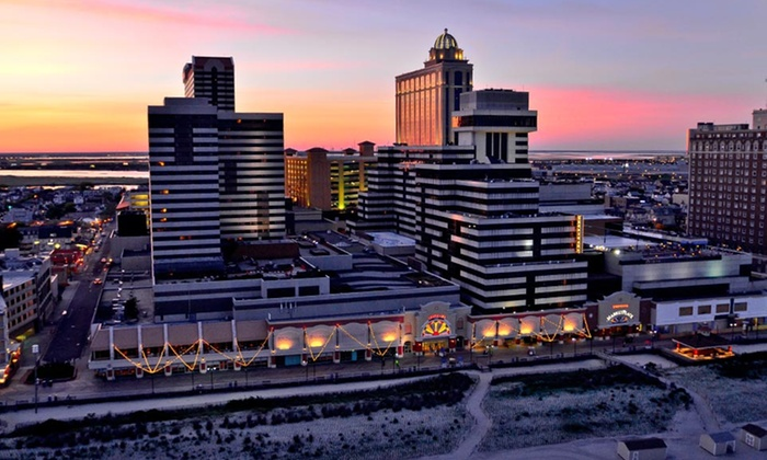 Tropicana Casino & Resort - Atlantic City: 1 Night for 2 in a Standard Room w/ Food & Bev. Credit at Tropicana Casino & Resort in Atlantic City; Check In Sun-Thu