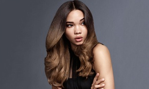 The Salon Professional Academy: One or Three Blowouts with Deep Conditioning Treatments at The Salon Professional Academy (Up to 60% Off)