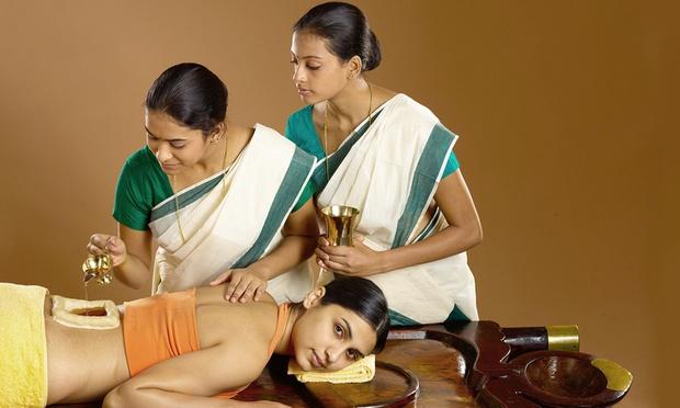 Ayurvedic body massage deals in hyderabad