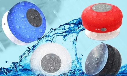 Altavoz D159 à prova de água disponível em diversas cores por 14,90€