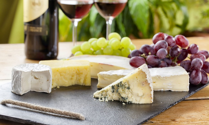 Fleur de Lis Cheese Shop - Fleur de Lis Cheese Shop: Cheese and Wine Pairing for Two or Four, Plus $5 Toward Cheese at Fleur de Lis Cheese Shop (Up to 48% Off)