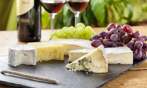 Fleur de Lis Cheese Shop: Cheese and Wine Pairing for Two or Four, Plus $5 Toward Cheese at Fleur de Lis Cheese Shop (Up to 48% Off)