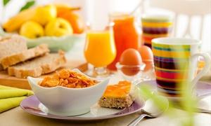 T Ridderhof: Luxe ontbijt met verschillende soorten broodjes en cava bij 't Ridderhof in Veldegem vanaf 19,99€